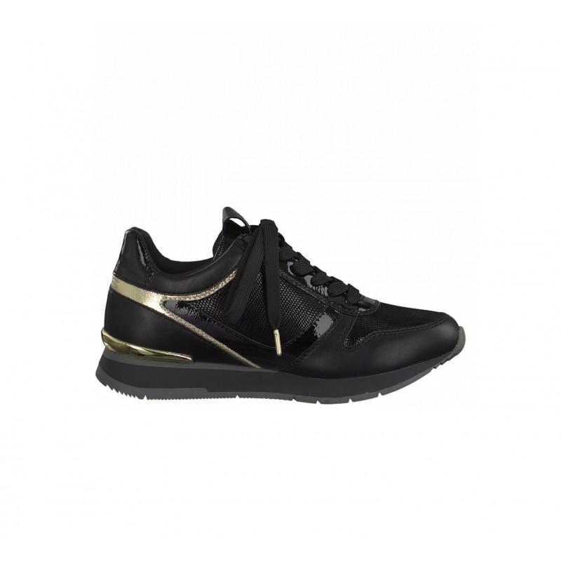 1-23603 black/gold tamaris
