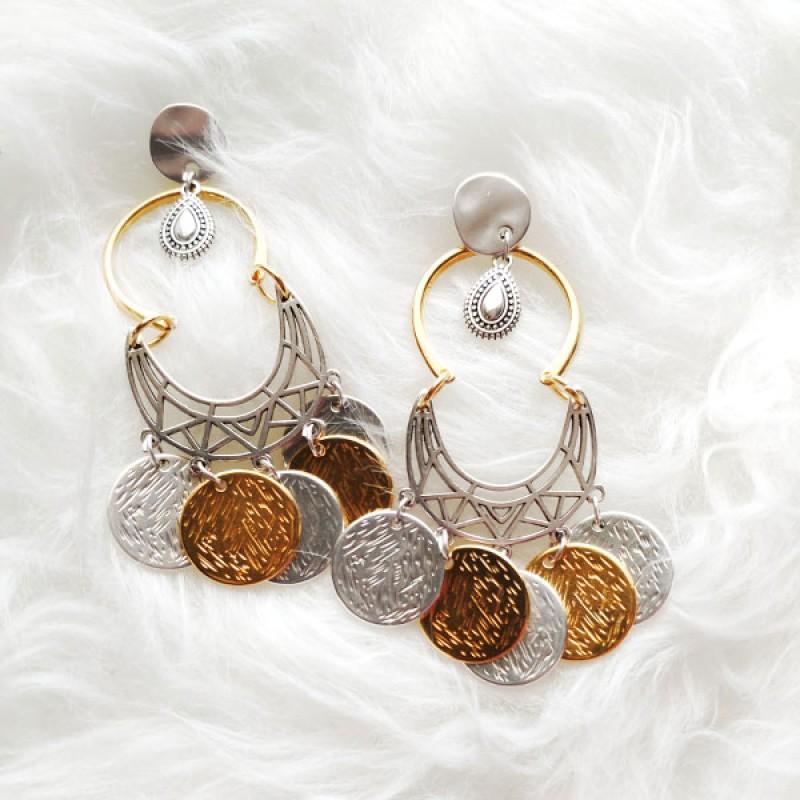 Aretta earrings Macomo
