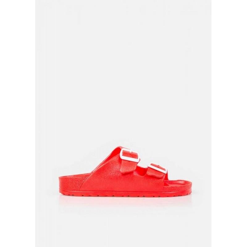 Freema Sliders red arte piedi