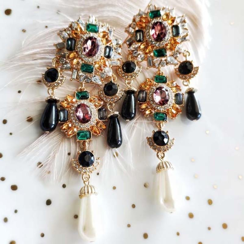 Bretegnier earrings macomo