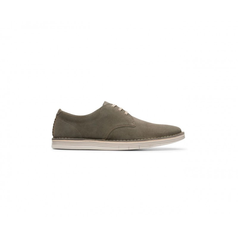 FORGE VIBE olive SUEDE CLARKS