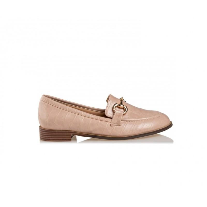 v84-13358 beige  Envie Shoes