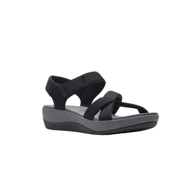 arla gracie black clarks